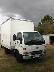 Toyota Dyna200 truck Montrose Glenorchy Area Preview