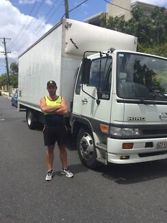Interstate Furniture Removals to and from Brisbane