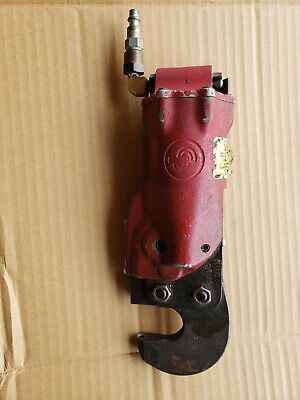 Chicago Pneumatic C-yoke Cp-0214-celel Compression Riveter Squeezer--used