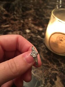 Charmed aroma candle RING