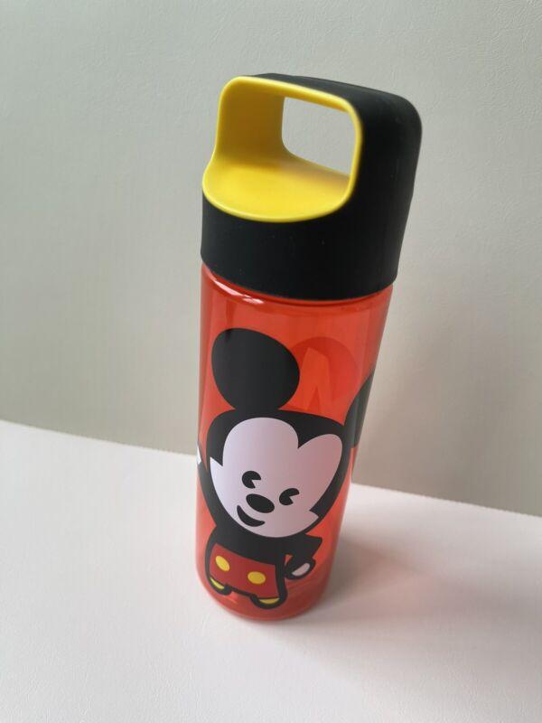 NEW Disney Store HELLO! Mickey Mouse Plastic Water Bottle 500mL(17oz)