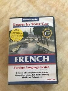 French learning CD