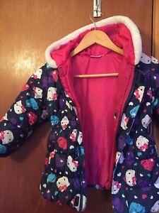 Hello Kitty winter coat