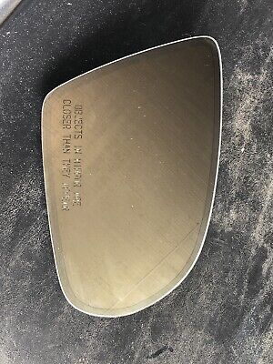 OEM 11-18 AUDI A8 S8 D4 Auto DIM HEATED MIRROR GLASS RIGHT SIDE 4H0857536G USA