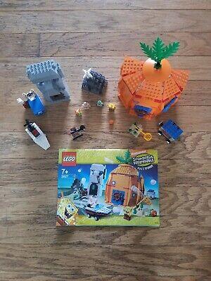 LEGO 3827 SpongeBob SquarePants Adventures of Bikini Bottom Patrick manual Gary