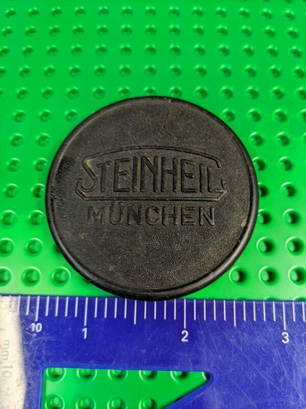Steinheil Munchen push-on style lens cap