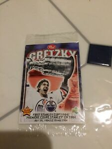 Gretzky Post Cereal Cards