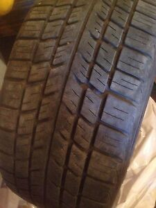 BF Goodrich Traction T/A 225/50r16 tires