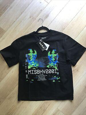 MISBHV Womens Tee Shirt Size Small Bnwt