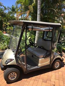 Yamaha Electric Golf Buggy – 4 x 12 Volt NEW Trojan Noosa Heads Noosa Area Preview