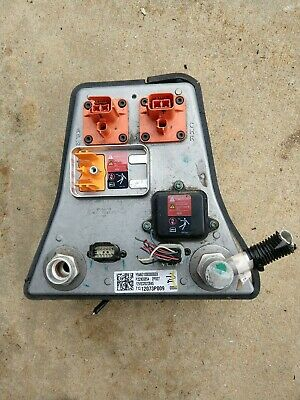 OEM CHEVY VOLT CADILLAC ELR DRIVE MOTOR BATTERY JUNCTION BOX RELAY ASSEMBLY