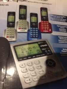 V Tech cordless phones BNIB