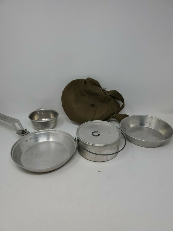 Vintage Boy Scout Mess Kit