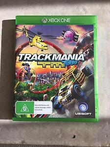 xbox one trackmania turbo Collingwood Park Ipswich City Preview