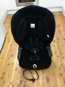 Child car seat – Safe n' Sound – Maxi Rider AHR – black – VG Cond Summer Hill Ashfield Area Preview