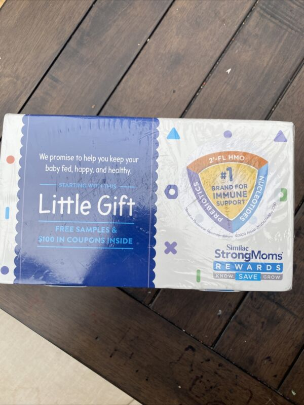 Similac Strong Moms Sample Gift Pack Plus Coupons - EXP Sept 2021