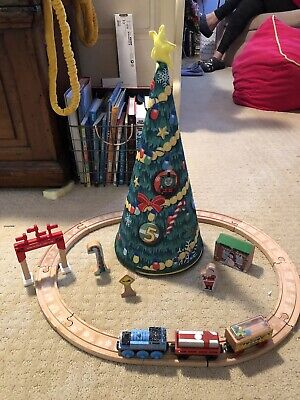 Thomas the Train Christmas Wonderland Set