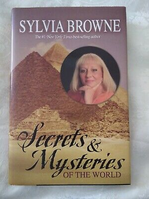 Secrets & Mysteries of the World by Sylvia Browne #1 NY Times Bestselling