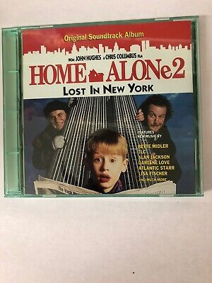 Home Alone 2 - Lost In New York - Soundtrack - CD -