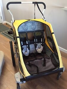 Chariot Cougar 2 Double Stroller