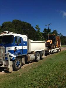 K100 E Kenworth Tipper and Dog Mareeba Tablelands Preview