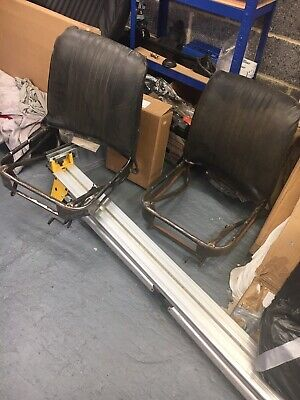 Classic Classic Mini Mk1/2 Front Seats Frames And Covers