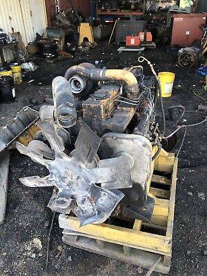 Cummins 6t-830 Diesel Engine Case Excavator
