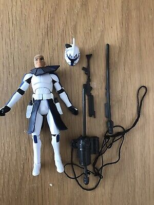 Hasbro Star Wars The Clone Wars Captain Rex Action Figure
