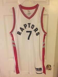 Brand New AUTHENTIC Toronto Raptors Kyle Lowry Jersey! XL!