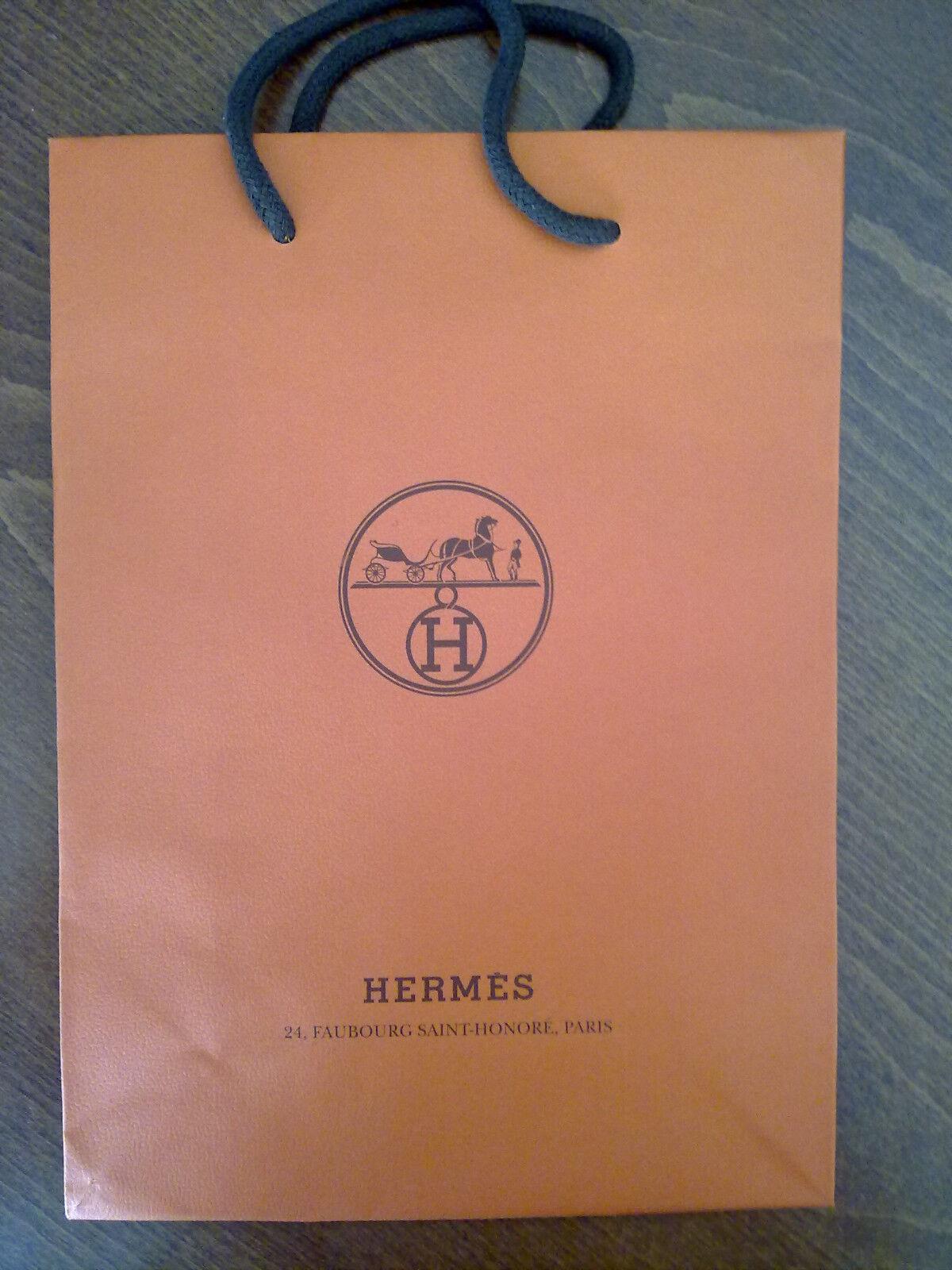 Hermes sac papier - neuf – n'a jamais servi