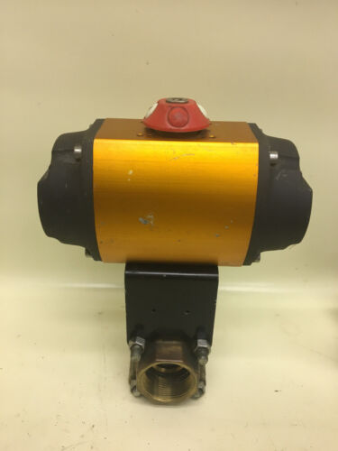 Flowserve Worcester Controls Pneumatic Air Actuator Series 30 39 SN R6 Valve
