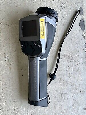 Flir Thermacam E4 Needs Replacement Batteries