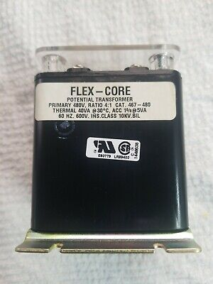 Flex - Core Cat 467-480 Potential Transformer New