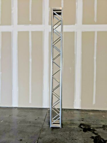 """Feeling Structures 12"""" Box Truss - Silver, 10"""
