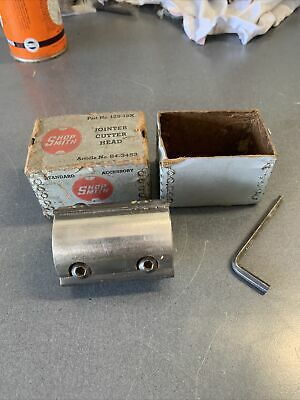 Magna 129-12x Shopsmith 10e 10er Jointer Cutter Head 2 12 Barely Used