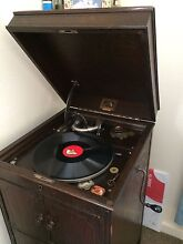 Antique Gramophone Lindfield Ku-ring-gai Area Preview