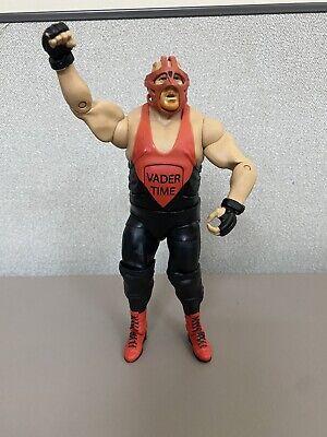 WWE Mattel Elite 31 Big Van VADER W/ Mask Wrestling Action Figure WCW WWF