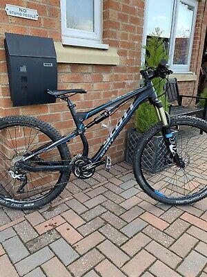 scott genius 730 full suspension 27.5 mtb mountain Bike Medium Frame. 2013
