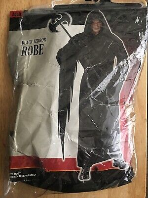 Scream Robe Halloween Costume for Adults, One Size, with Belt
