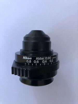 Nikon Abbe Condenser Eclipse Microscope