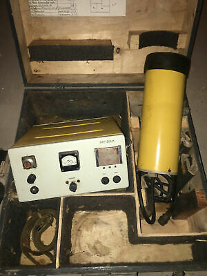 Gamma Radiation Monitor scintillation detector spectrometer box PRK-305m for sale  Shipping to Canada