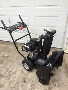 Ariens sno-tek self propelled snowblower runs like new