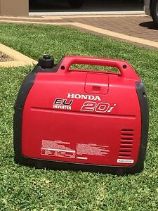 Honda i20 petrol generator Aubin Grove Cockburn Area Preview
