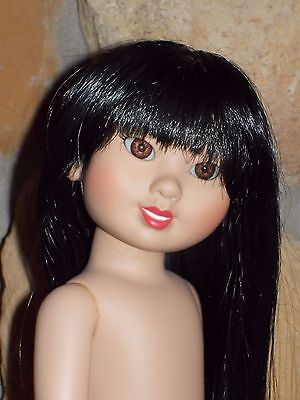 """Rewigged 10"""" Mary Engelbriet doll GRACIE from Pink Heart Toggery"""