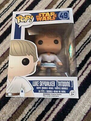Pop Vinyl Star Wars Luke Skywalker 49