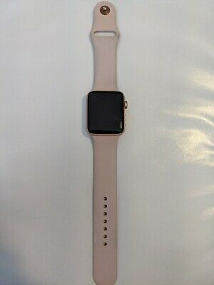 Apple Watch Series 3 Gold 42mm (GPS + Cellular) iWatch