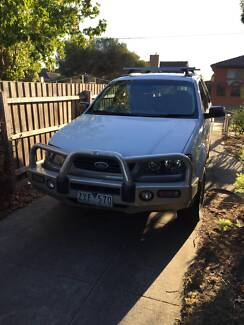 Ford Territory 2007 AWD + Lifted Heidelberg Heights Banyule Area Preview