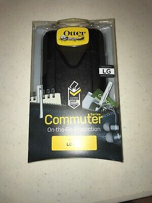 OtterBox Commuter Series Case for LG G5 - Black Otterbox Commuter Series