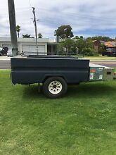 Custom built camper trailer Hillarys Joondalup Area Preview