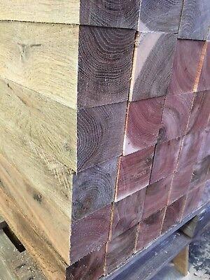 X4 Red Oak Turning Blanks   Blocks Lumber Lathe Carve 3  X 3  X 12